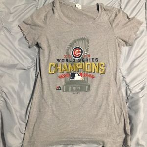 Cubs 2016 World Series T-shirt